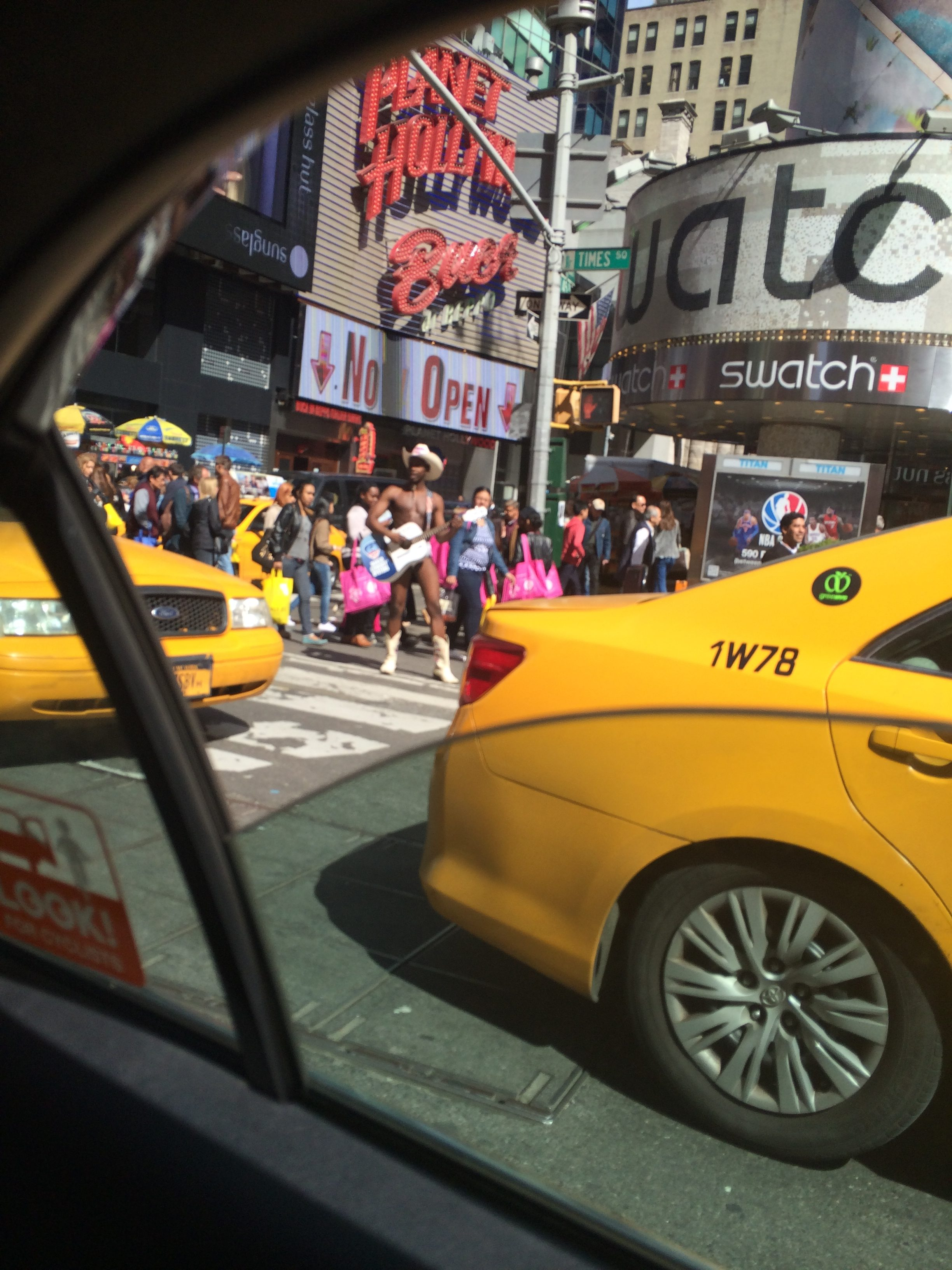 Nyc taxi View